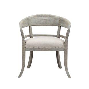 One Allium Way Giroflee Upholstered Armchair