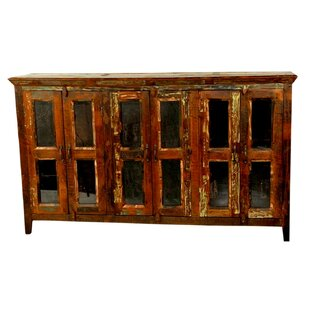 Lottie Hand Crafted Sideboard Loon Peak