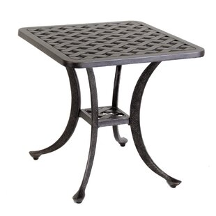 Ventura Aluminum Side Table