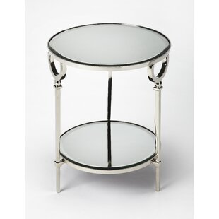 Corlett End Table by Orren Ellis