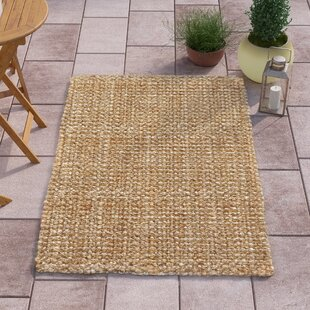 Ellyson Hand-Braided Natural Area Rug