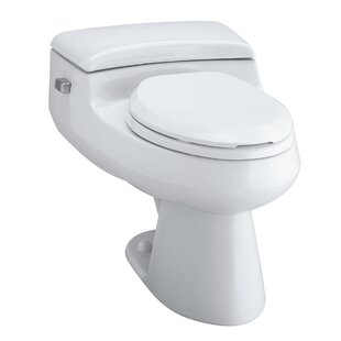 Kohler San Raphael Comfort Height One-Piece Elongated 1.0 GPF Toilet with ..