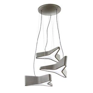 Trimini Cluster Pendant by Schonbek