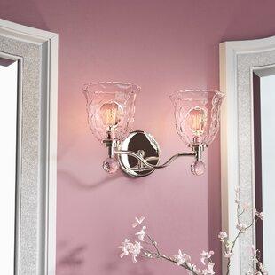 Price Check Eduard 2-Light Vanity Light By Willa Arlo Interiors