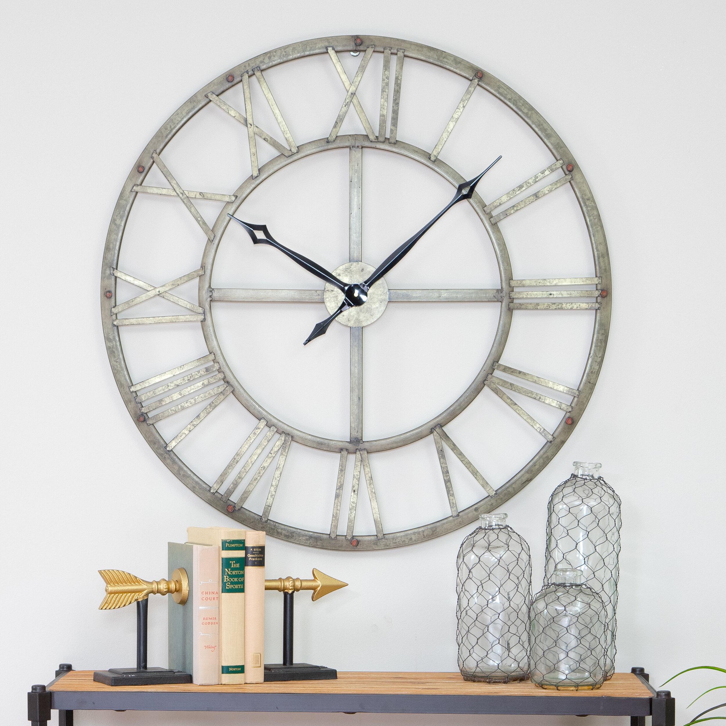 Wall Clocks You Ll Love In 2021 Wayfair