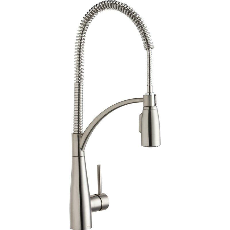 Elkay Avado Single Handle Kitchen Faucet & Reviews | Wayfair