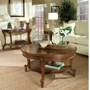 Fitchett Coffee Table Set by Three Posts