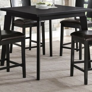 Parman Wooden Counter Height Dining Table
