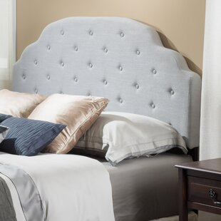 Lyssa Upholstered Panel Headboard by