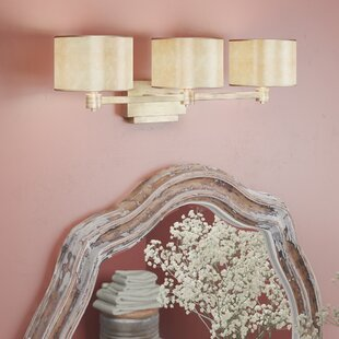 Lark Manor Lecompte 3-Light Vanity Light