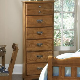 August Grove Tottenville 6 Drawer Lingerie Chest