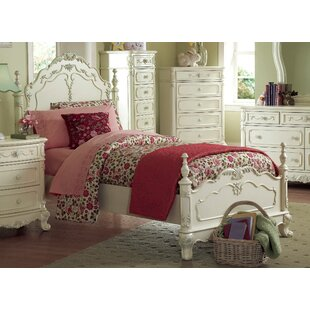 Baptist Classic Panel Bed by Alcott Hill