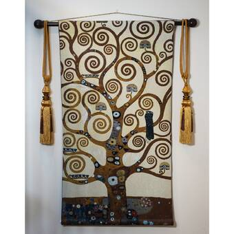 Bloomsbury Market Hand Woven Peruvian Scene Wool Return From The Market By Raul Ulloa Baylon Tapestry Wayfair