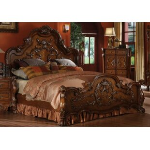 Liggins Panel Bed by Astoria Grand #1