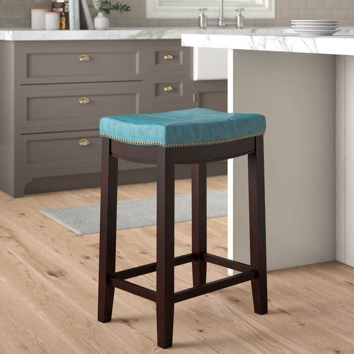 Superb Russett Bar Counter Stool Onthecornerstone Fun Painted Chair Ideas Images Onthecornerstoneorg