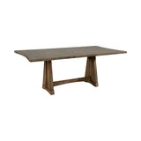 Montezuma Extendable Dining Table by Millwood Pines
