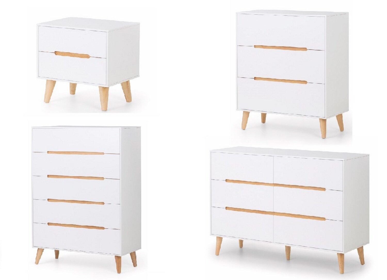 Mikado Living Roland 4 Piece Bedroom Set Wayfair Co Uk
