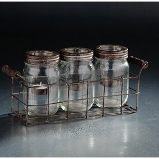 8 Piece Storage Jars Set