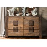 Russia 6 Drawer Dresser by Loon Peak®