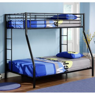 Gillen Twin Over Full Standard Bed by Viv + Rae