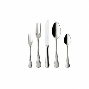 Neufaden Merlemont 5 Piece Flatware Set, Service for 1