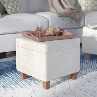 Cayuga Storage Ottoman by High..