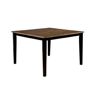 Sanborn Counter Height Solid Wood Dining Table