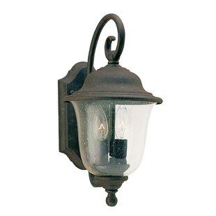 Elizabeth 2-Light Outdoor Wall Lantern