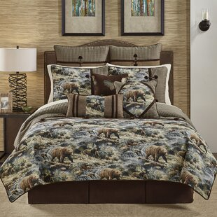 Kodiak 4 Piece Reversible Comforter Set