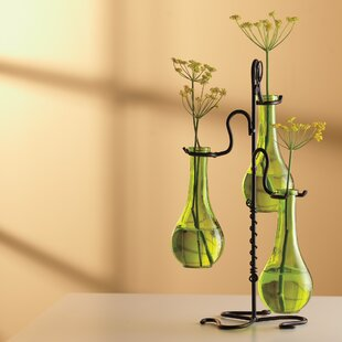 Vine 3 Piece Table Vase Set