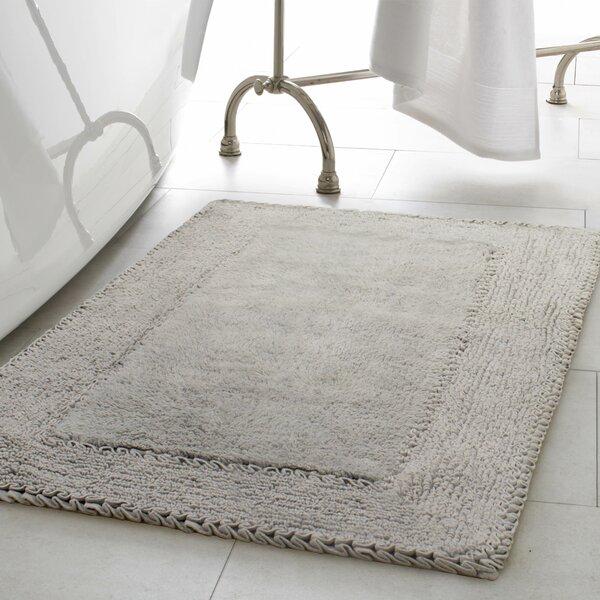 ruffle bath rug wayfair - Cotton Bathroom Mat