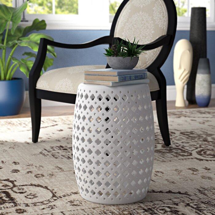 Groovy Gisella Garden Stool Machost Co Dining Chair Design Ideas Machostcouk