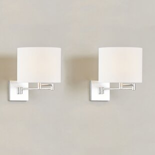 Find for Gagne Wall Sconce (Set of 2) ByCharlton Home