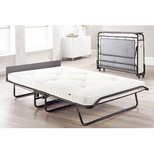 Visitor Folding Bed with Pocket Spring Mattress