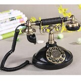 Push Button Dial Table Telephone