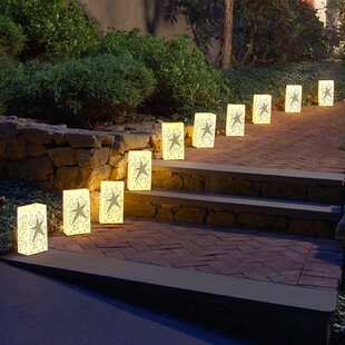 LumaBase Light Star Electric 10 Light Luminaria Kit