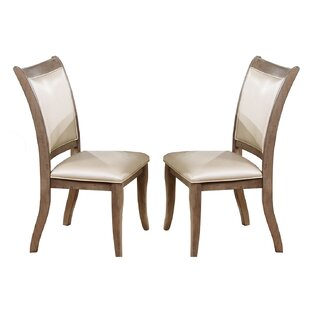 One Allium Way Chelsea Side Chair (Set of 2)