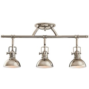 Kichler Rail Lights 3-Ligh..