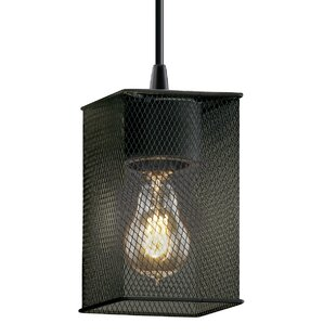 Bennett 1-Light Square/Rectang..