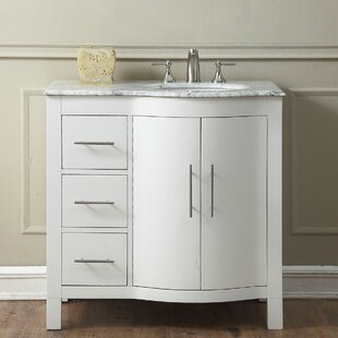 Bissette 36 Single Bathroom Vanity Set