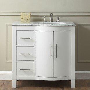 Kimberly 36 Single Bathroom Vanity Set