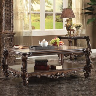 Welton Coffee Table by Astoria Grand SKU:DB527906 Description