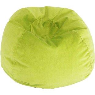 Peachy Neon Green Bean Bag Chair Wayfair Ca Machost Co Dining Chair Design Ideas Machostcouk