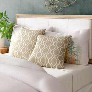 Oaklynn Chenille Geometric Toss Throw Pillow (Set of 2)
