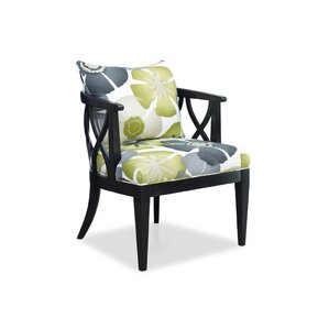 Verona Exposed Wood Arm Chair by Sam Moore