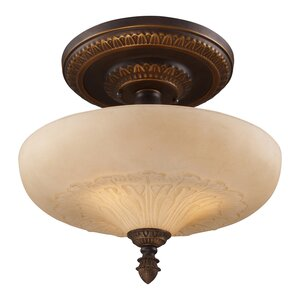 Antioch Semi Flush Mount