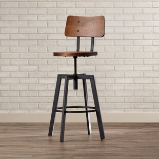Reviews Karly Adjustable Height Bar Stool by 17 Stories Reviews (2019) & Buyer's Guide