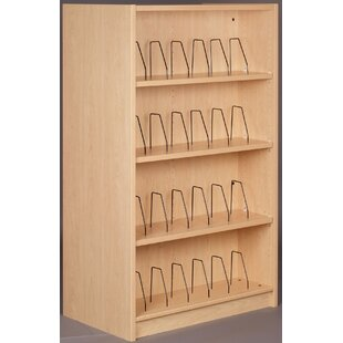 Library Starter Double Face Standard Bookcase
