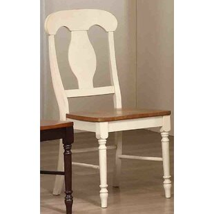 Iconic Furniture Napoleon Solid Wood Dining Chair (Set of 2)