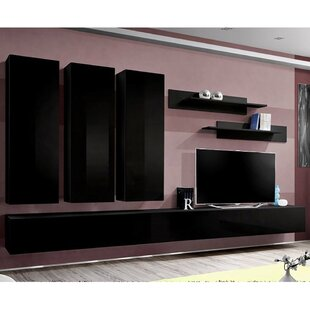 Vosburgh Floating Entertainment Center For TVs Up To 88